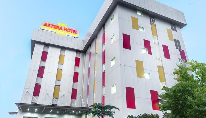 Astera Hotel Bintaro - gedung