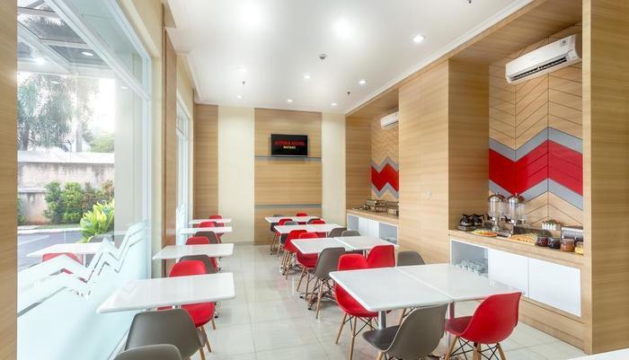 Astera Hotel Bintaro - restorant