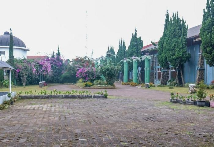 NIDA Rooms Masturi 9 Bosscha Lembang - Pemandangan Area
