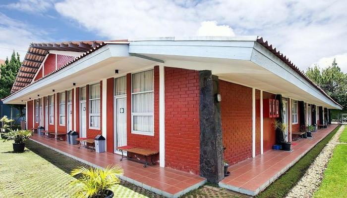 NIDA Rooms Masturi 9 Bosscha Lembang - Penampilan