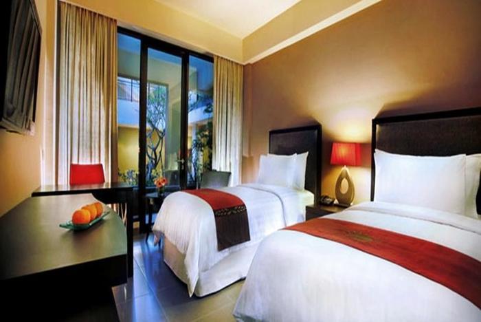 100 Sunset 2 Hotel Bali - Kamar Deluxe