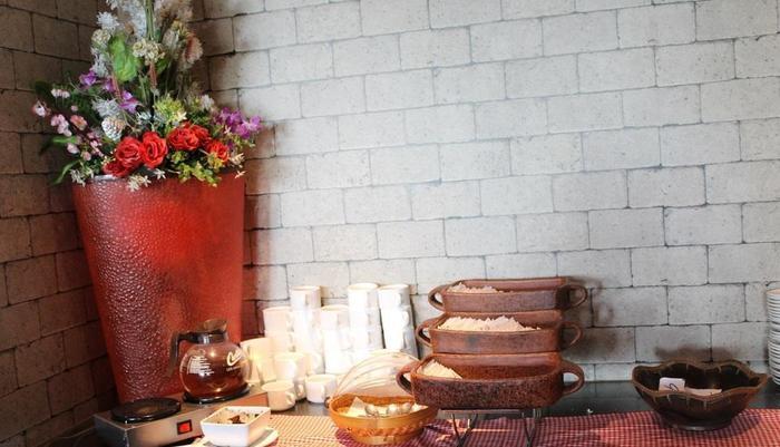 100 Sunset 2 Hotel Bali - kopi dan teh