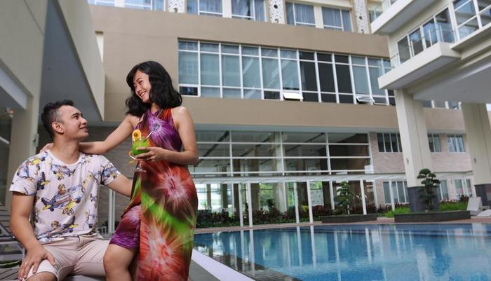 Aston Batam - Pool