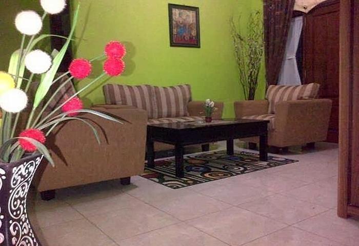 Villa Bromo Probolinggo - Ruang tamu
