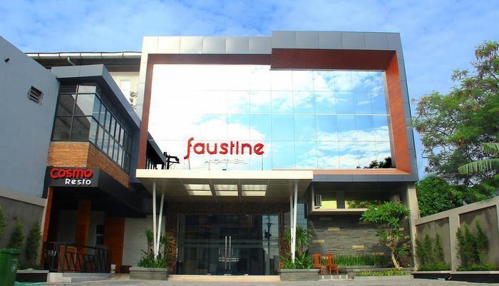Hotel Faustine Semarang - gedung