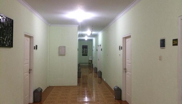 Omah Manahan Solo - Koridor