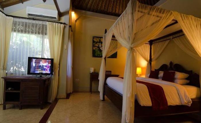 Kuta Puri Bungalow and Spa Bali - Kamar tamu