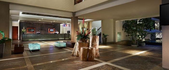 Sun Island Hotel Kuta - Lobi