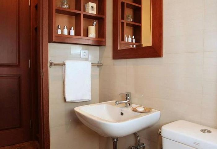 Hotel Amira Bandung - Bathroom