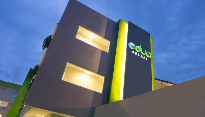Odua Bekasi Hotel Bekasi - Facade