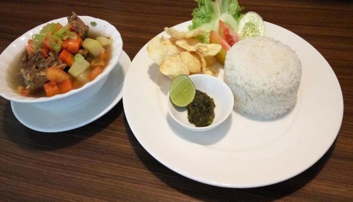 Odua Bekasi Hotel Bekasi - Sup Buntut