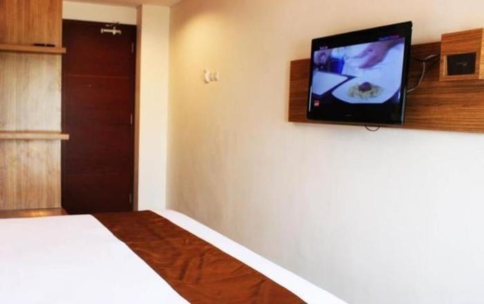 Hotel Bliss Soetta Semarang by IHM Semarang - Kamar tamu