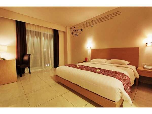 The Tusita Hotel Bali - King Size bed Deluxe Room
