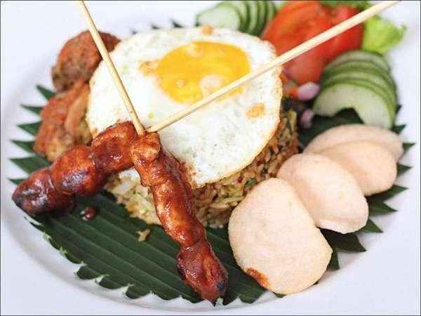 The Tusita Hotel Bali - Makanan