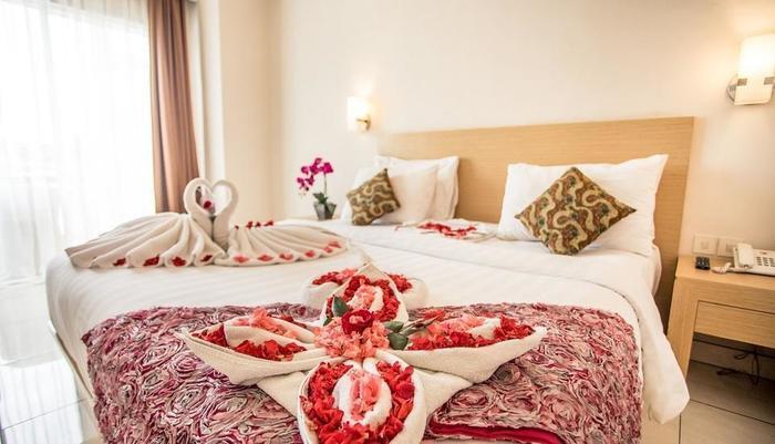 The Tusita Hotel Bali - Kamar Deluxe Double