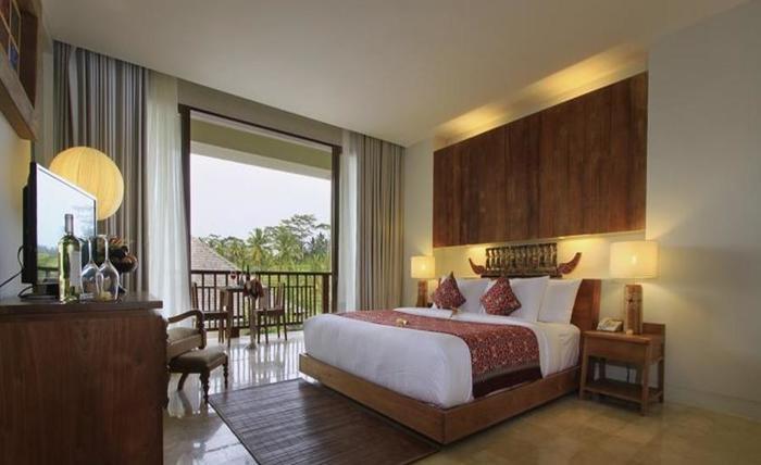 Puri Sebali Resort Bali - Kamar tamu