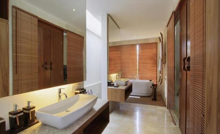 Puri Sebali Resort Bali - Kamar mandi