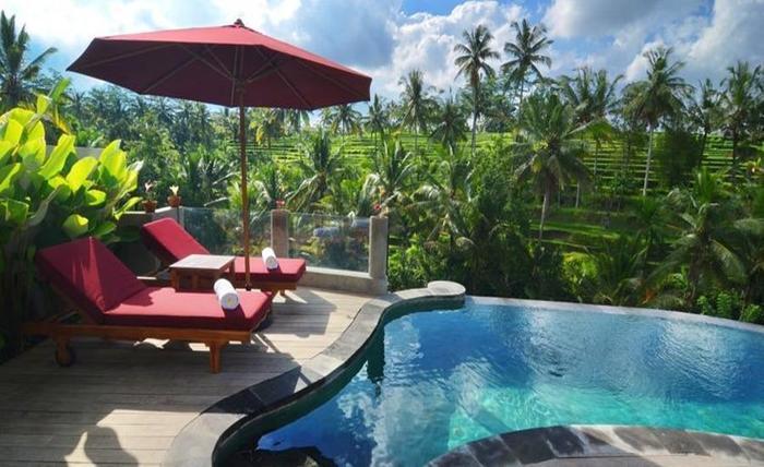 Puri Sebali Resort Bali - Kolam Renang