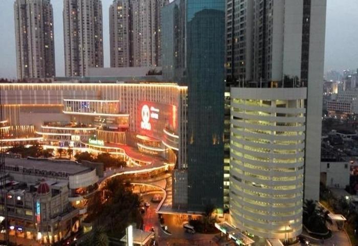 Apartemen Mediterania Garden Residence 2 Jakarta - Eksterior