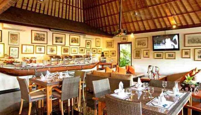 Elephant Safari Park Bali - Restoran