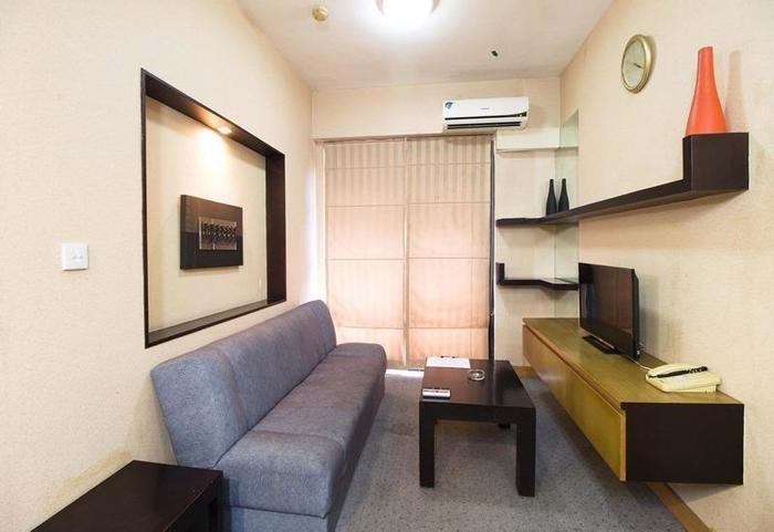 RedDoorz Apartment @Cilandak Jakarta - Ruang tamu
