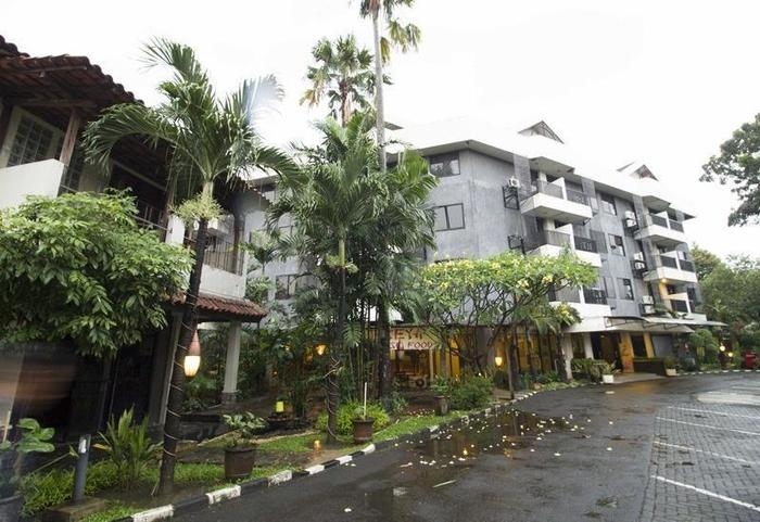 RedDoorz Apartment @Cilandak Jakarta - Eksterior