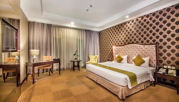 The Mirah Hotel Bogor - Deluxe King