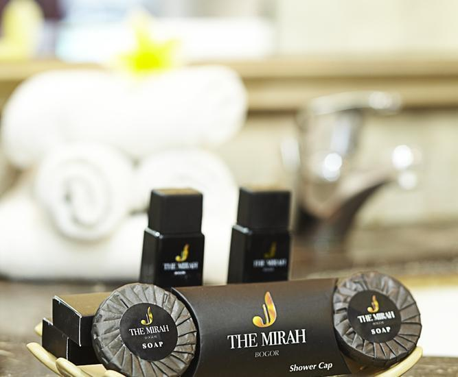 The Mirah Hotel Bogor - Bathroom Amenities
