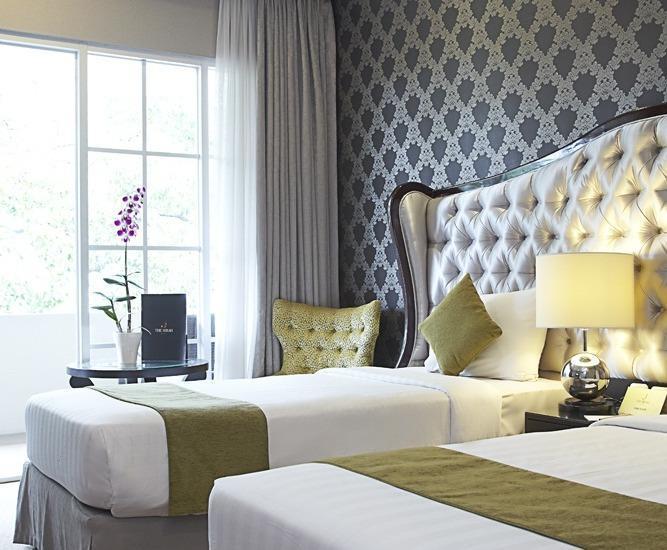 The Mirah Hotel Bogor - Deluxe Balcony Twin