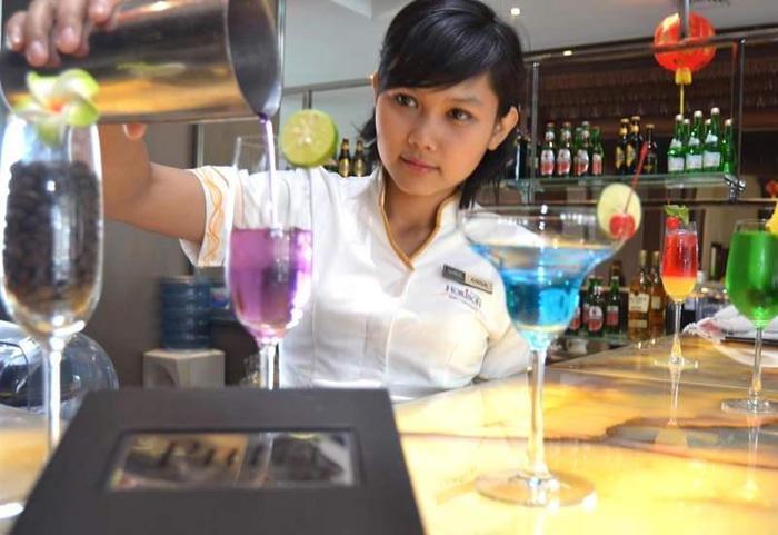 Horison Jogja - Putri Lounge