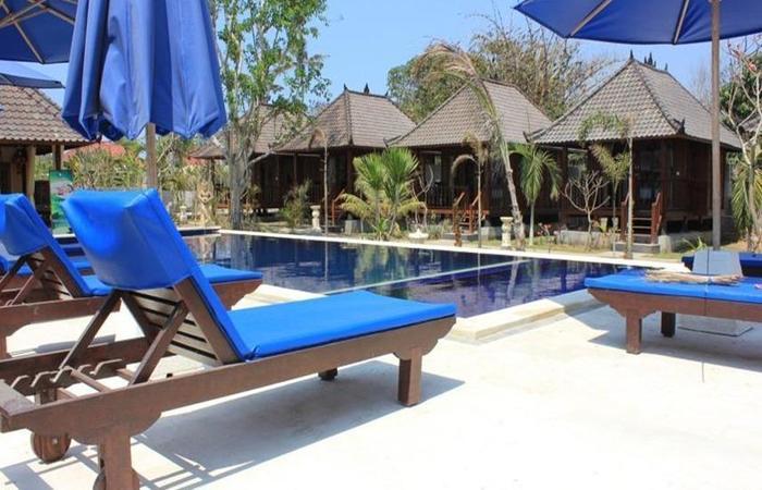 The Cozy Villas Lembongan Bali - Kolam Renang