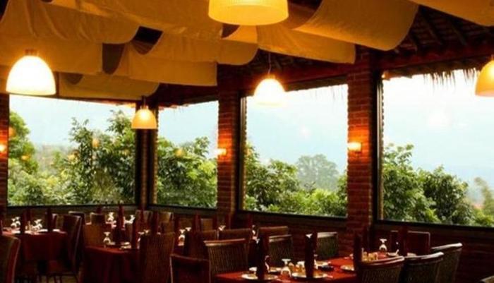Resort Alamanda Garut - Restoran