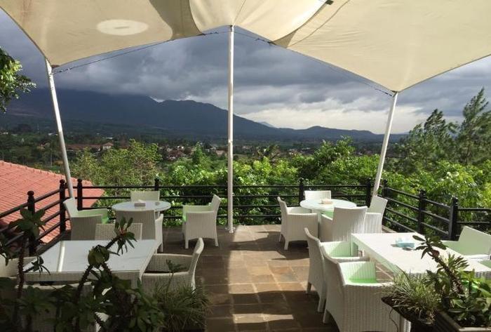 Resort Alamanda Garut - Cafe