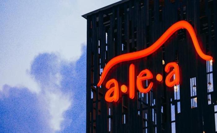 The Alea Hotel Seminyak - Eksterior