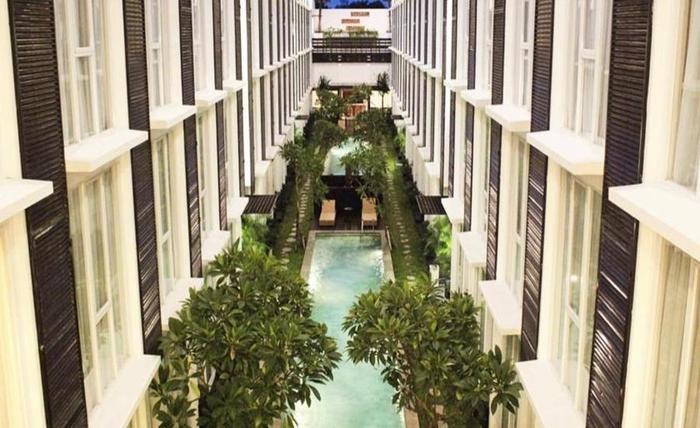 The Alea Hotel Seminyak Bali - Kolam Renang
