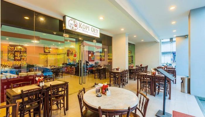 Red Planet Bekasi - Restoran