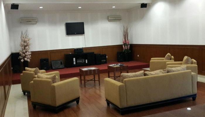 Hotel Braja Mustika Bogor -