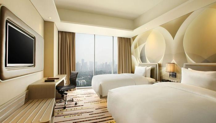 DoubleTree by Hilton Jakarta -  Diponegoro - Twin Executive Room