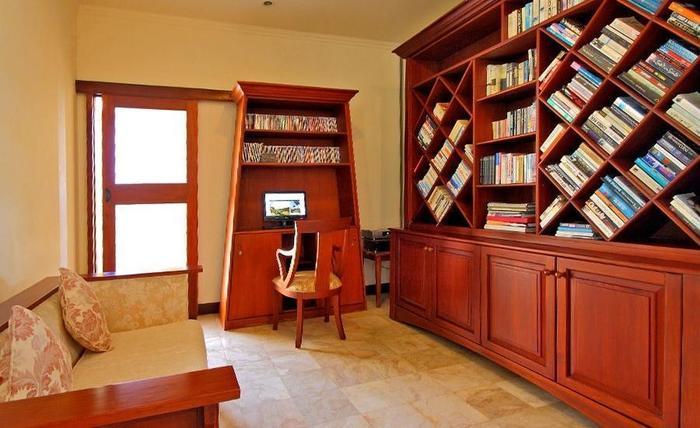 Puri Wulandari Ubud - Ruang Perpustakaan