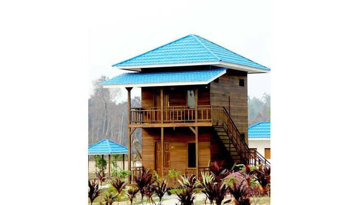 Pelangi Lake Resort Belitung - Cottage Deluxe