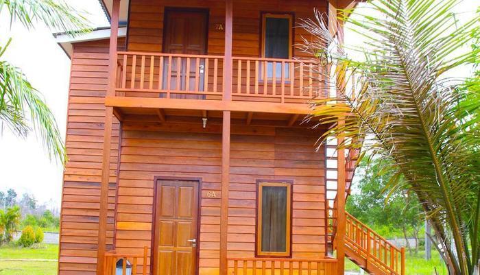 Pelangi Lake Resort Belitung - Penampilan