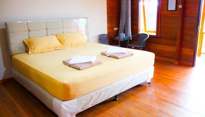 Pelangi Lake Resort Belitung - Cootage Deluxe
