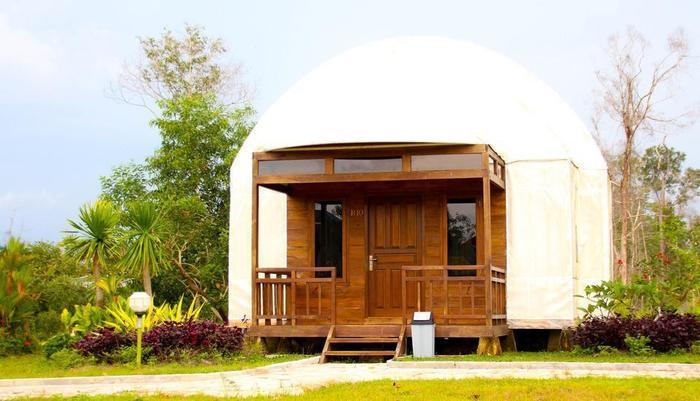 Pelangi Lake Resort Belitung - Rumah penyu