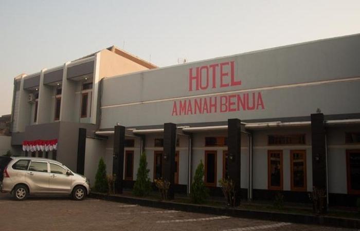 Hotel Amanah Benua Cirebon - Eksterior