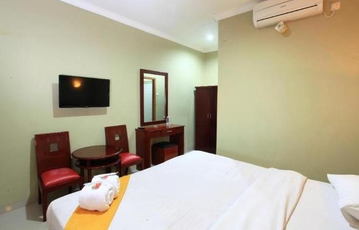 Hotel Amanah Benua Cirebon - Kamar Deluxe