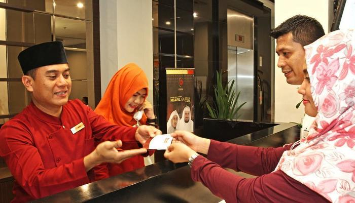 Siti Hotel Tangerang - Reception