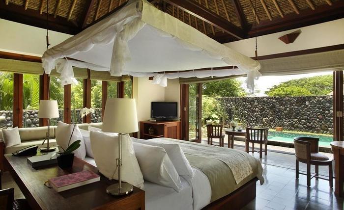 Alila Ubud Hotel Bali - Pool Villa