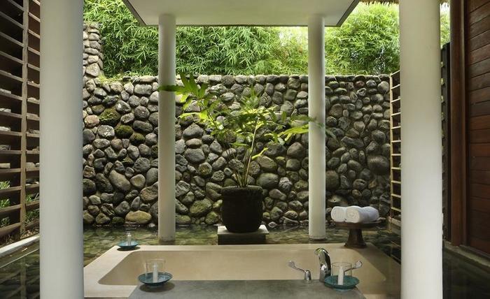 Alila Ubud Hotel Bali - Pool Villa Bathroom