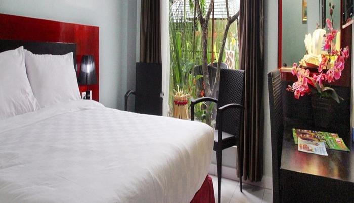 Shunda Hotel Bali - Kamar tamu