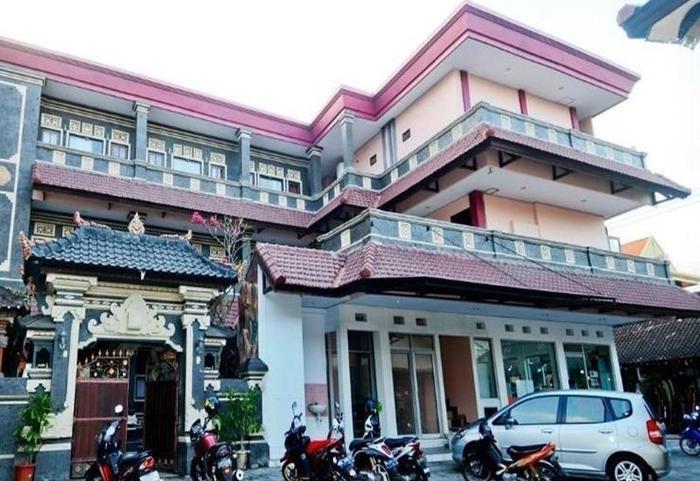 Pesona Beach Inn Bali - Eksterior